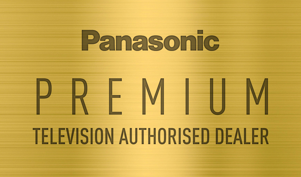 Premium Authorised Dealer Logo - TV Gold - Final